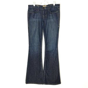 William Rast Jeans Blue Belle Flare 27/33x34 Fade